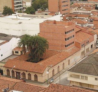 Pequeño Teatro de Medellín.