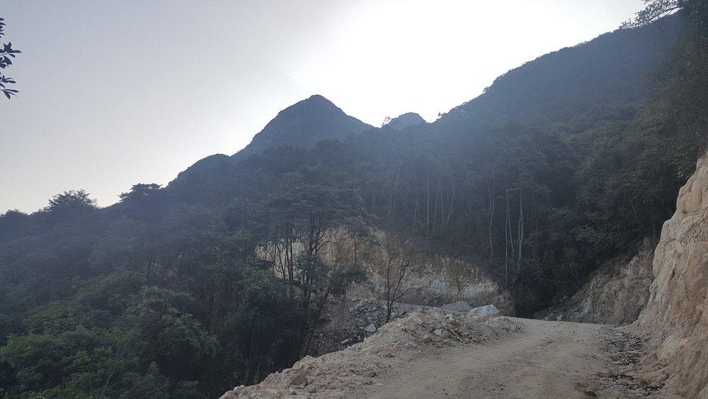 大罗山风景