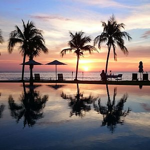 Sunset at Flamingo Beach, Guanacaste.