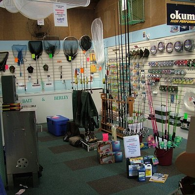 Paeroa Sports World For All Your Bike Hire And Fishing Gear