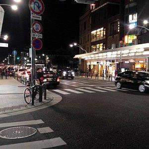 Kawaramachi street