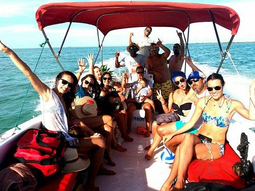 San pedro Belize Snorkeling trip