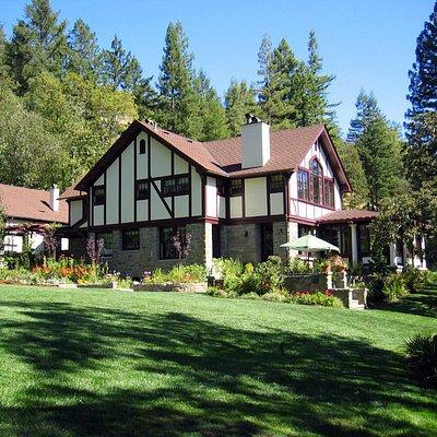 Julia Morgan Redwood Grove Main House