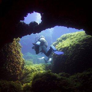 Inmersión en Es Cargol