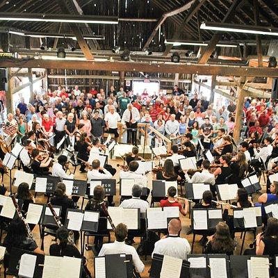 Dutton Concert Barn
