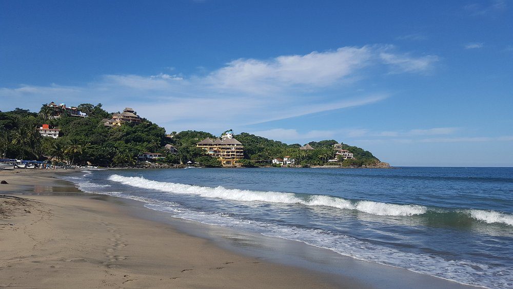 Beautiful Sayulita Beach