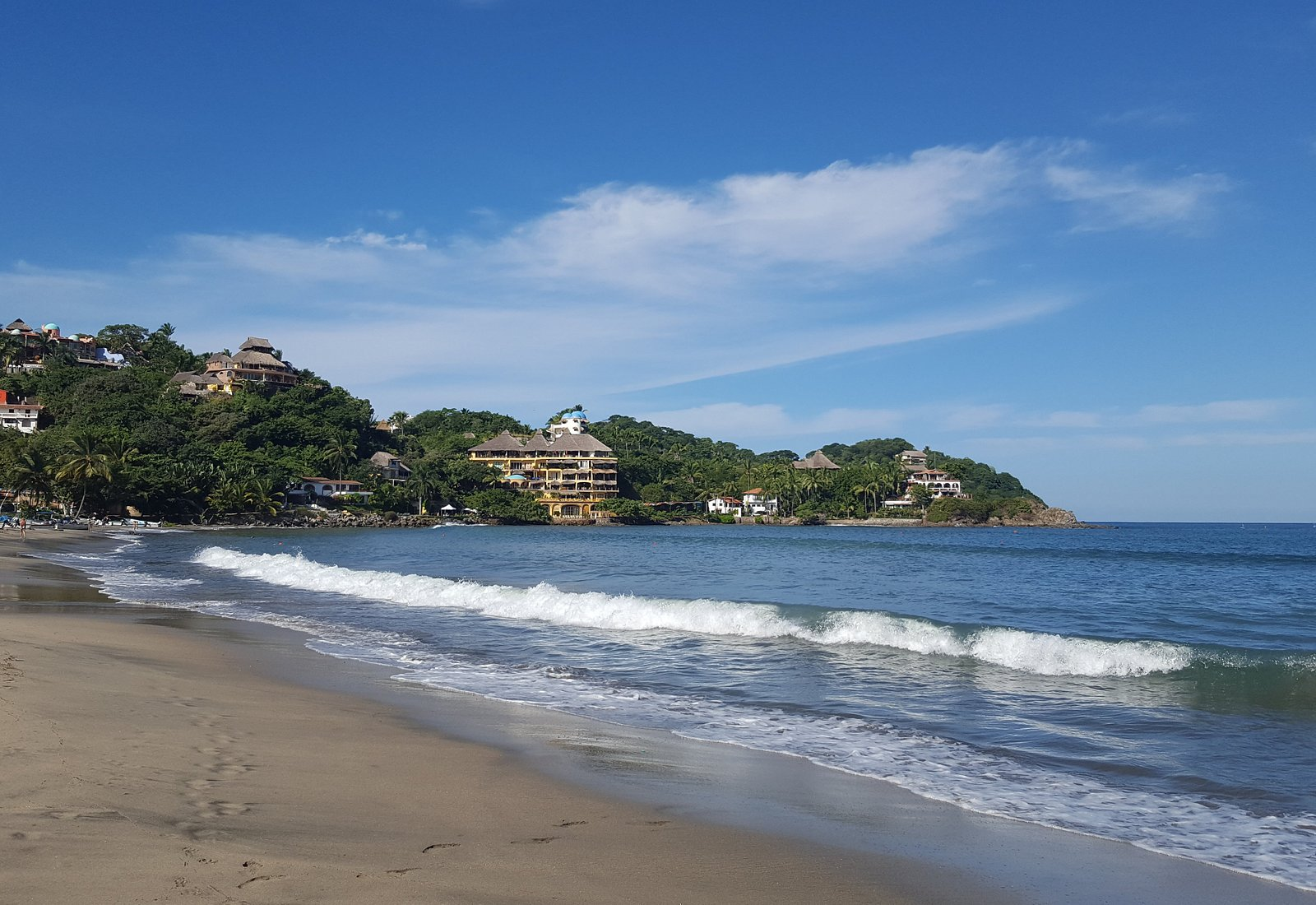 Beautiful Sayulita Beach