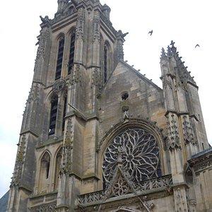 Clocher de la cathédrale