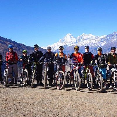 Annapurna Circuit Trip-November, 2016-Lubra