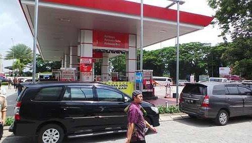 Tempat pengisian bahan bakar
