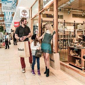 Shopping-Erlebnis im Outlet Center Brenner