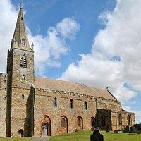 Brixworth Church
