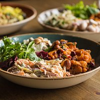 Delicious salads for all