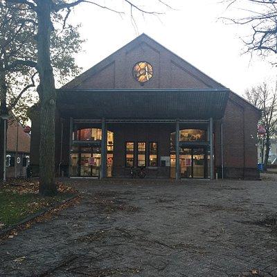 Gebouw Concert Hall