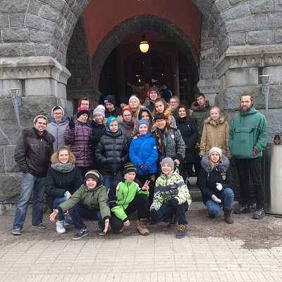 Guided Tour of Castle Hotel