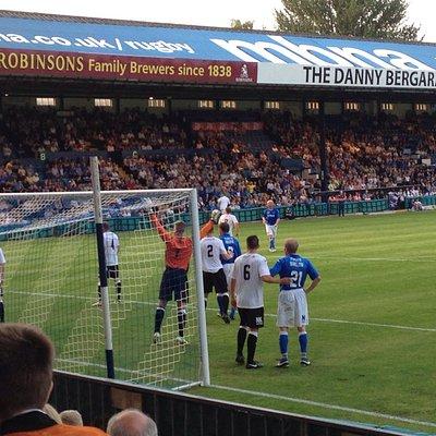 Edgeley Park Stadium
