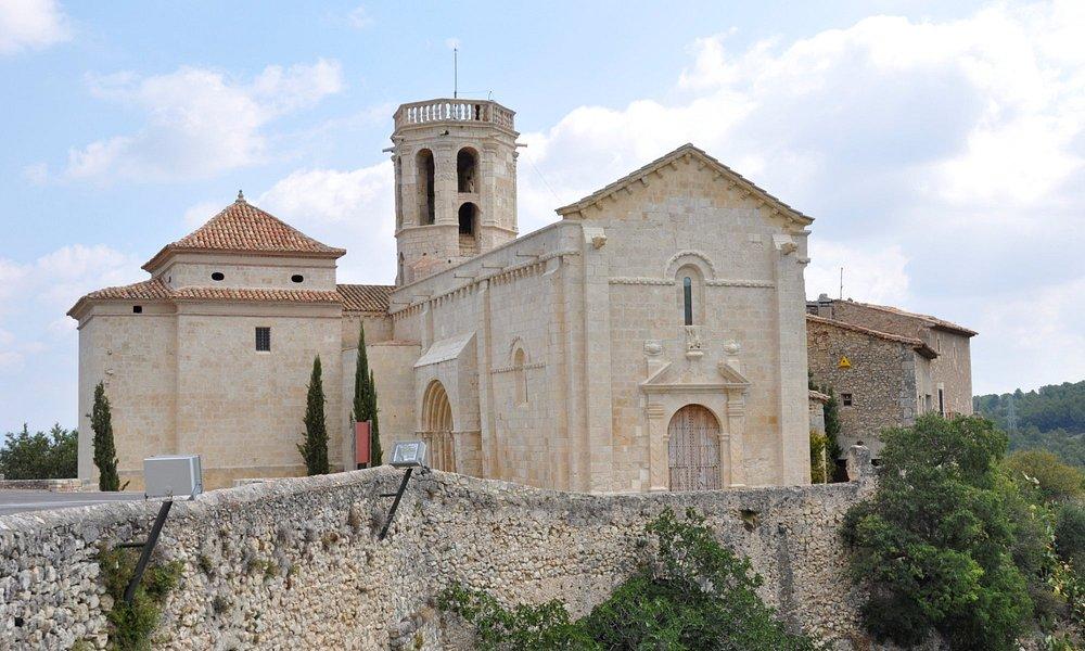 Kirche vom Castillo de San Marti