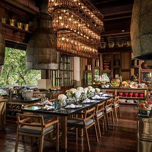 Mornings at Rim Tai Kitchen