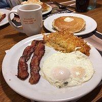Can't beat breakfast.