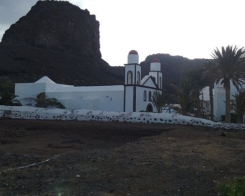 La chiesetta di puerto de las nieves
