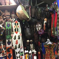 Beautiful and traditional market. People are friendly and not too pushy. Also lot of bargain you