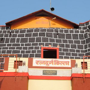 Entrance of the fort.