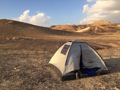 Deep desert tour with Bateva