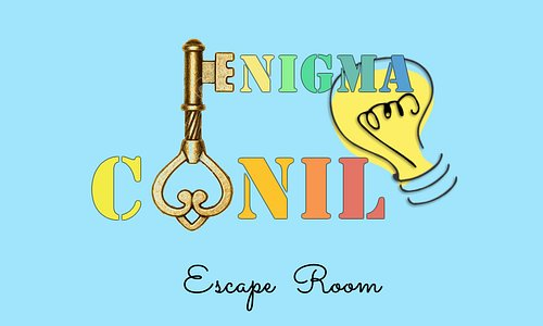 Logo Enigma Conil