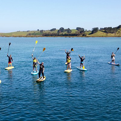 Stand up paddle boarding Omaha