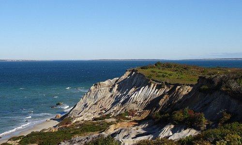 Cliffs of Gay Head