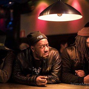 ROBERT GLASPER y su banda en El Junco. 24/11/16. Foto:Jaime Massieu Marcos
