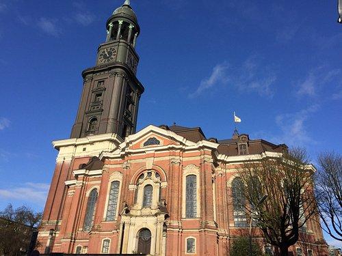 Church of St. Michael Hamburg