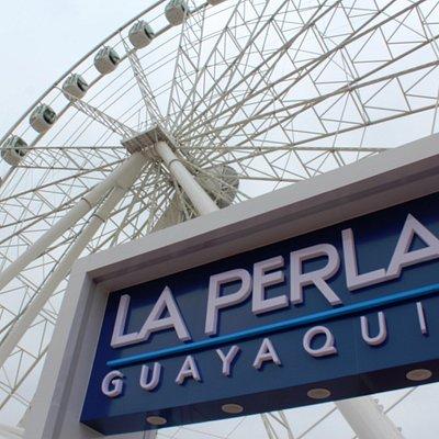 La Perla tiene una de las mejores vistas desde el malecon 2000