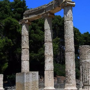 ancient olympia guide