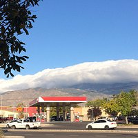 Starbucks Store # 13414 Eubank SE Albuquerque--view of mountains from cafe window