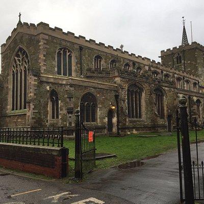 St Mary's Horncastle