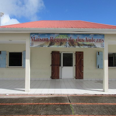 Regional Museum of Volcanoes in Morne Rouge