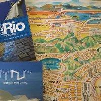 Mapas y guías para el turista