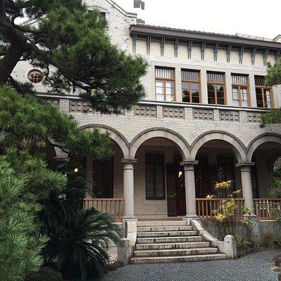 Japanese-Western hybrid style architecture