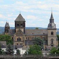 Романская / неороманская церковь свв. Петра и Павла в Ремагене