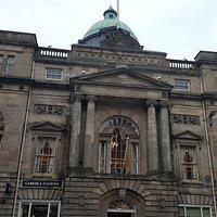 Trades Hall of Glasgow