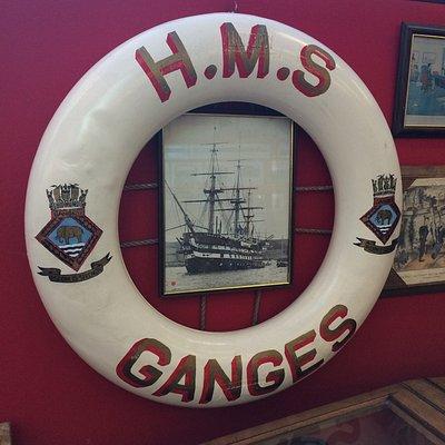 HMS Ganges Museum