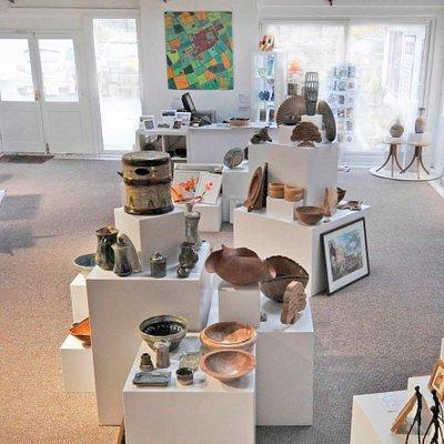 The Somerset Guild of Craftsmen's shop