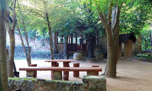 Arboretum office.