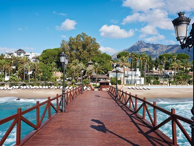 Playa de Marbella Club / Marbella Club Beach