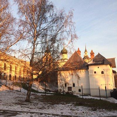 Английское подворье, Москва, Варварка4а