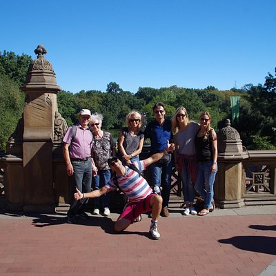 Fun in the sun with Olidaytours in Central Park