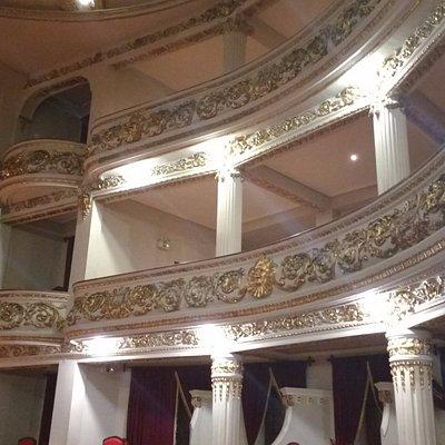 teatro municipal trujillo