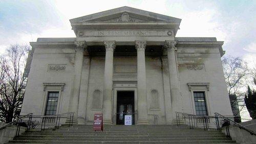 Stockport Art Gallery War Memorial