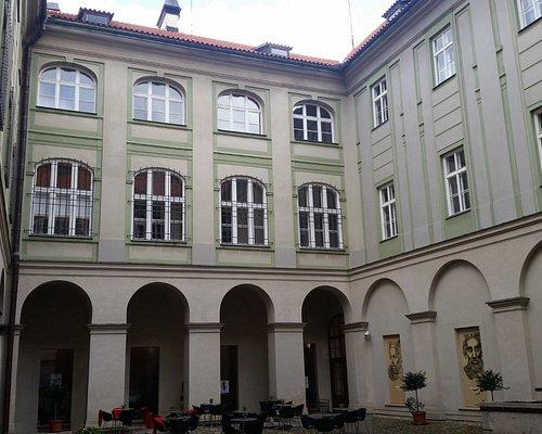 Rosenberg Palace binnenplaats
